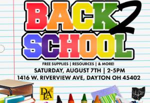 Back 2 School Block Party