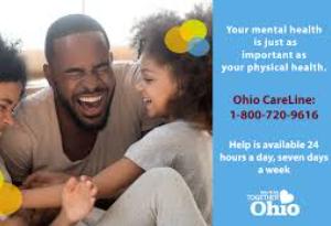 Ohio CareLine Information